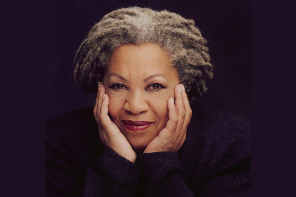 Toni Morrison photo.