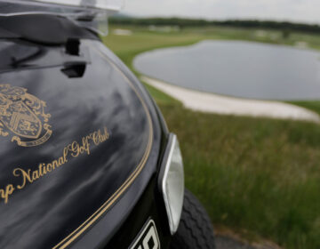 The Trump National Golf Club in Bedminster