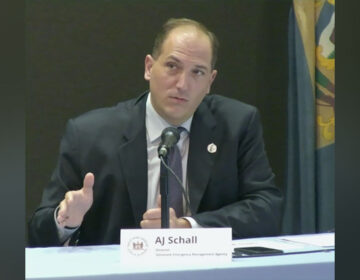 Delaware Emergency Management Agency Secretary A.J. Schall (de.gov)