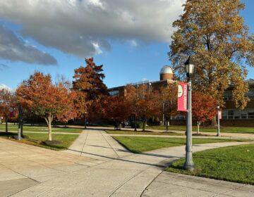 Delaware State University campus.