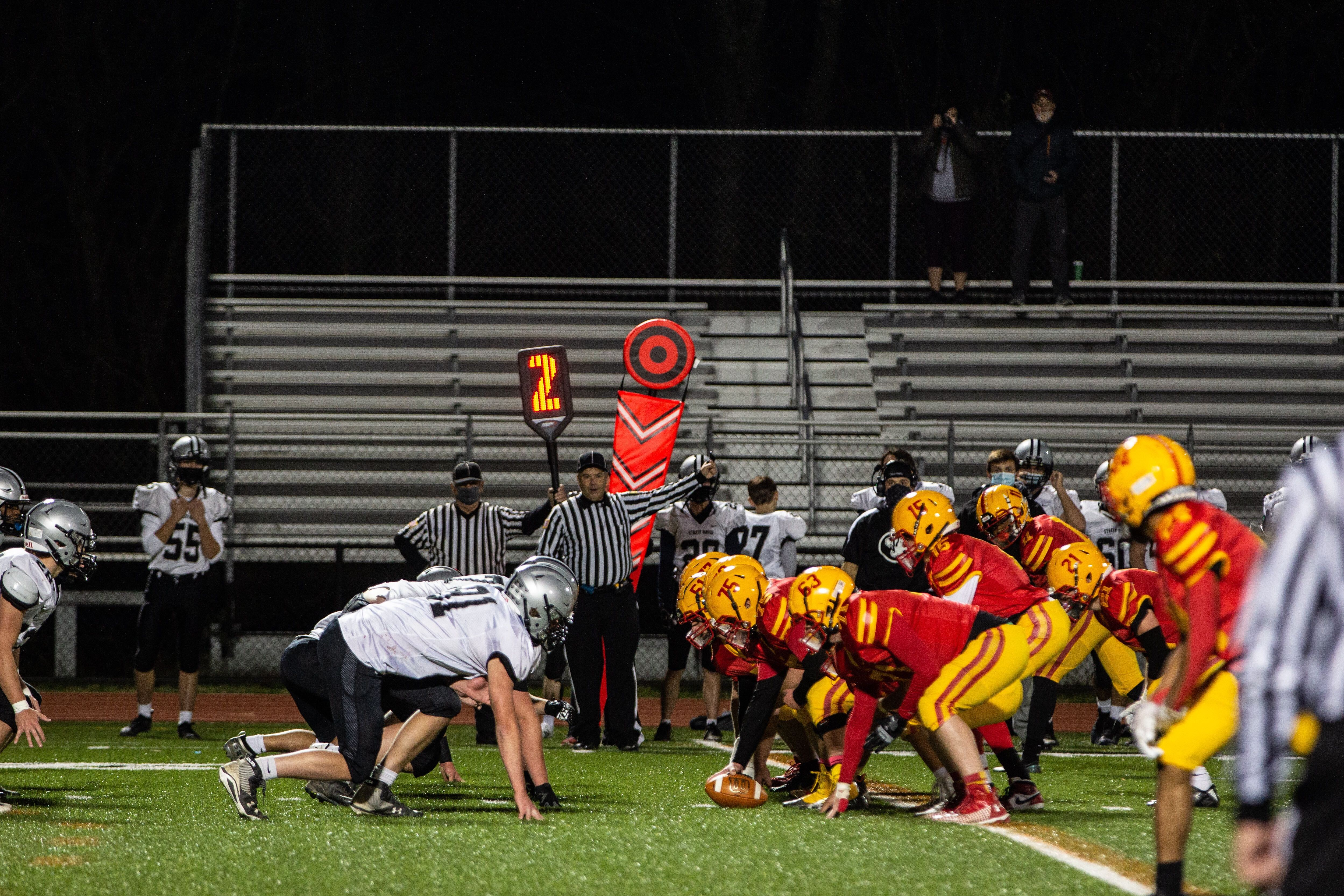 Penncrest football in Delaware county has continued during the pandemic.
