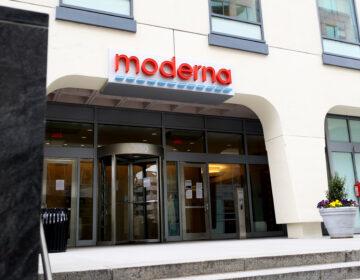 Moderna in Cambridge, Mass.