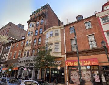 The Rodeway Inn Center City is serving as Philadelphia's quarantine site (Google Street View)