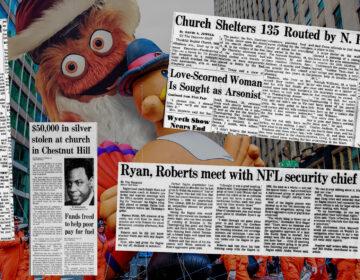 BILLY PENN ILLUSTRATION; NEWSPAPER.COM ARCHIVES