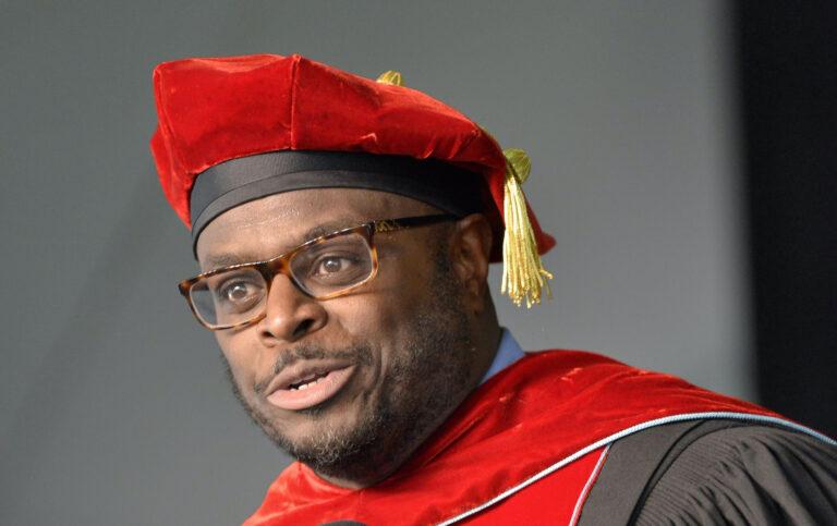 Delaware State University President Tony Allen