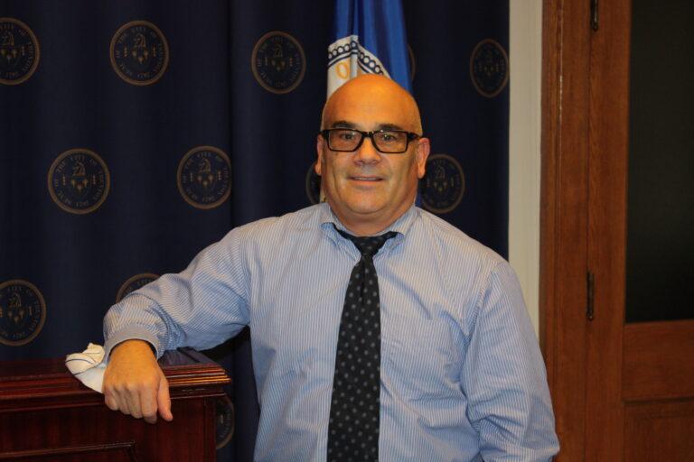 Trenton Mayor Reed Gusciora