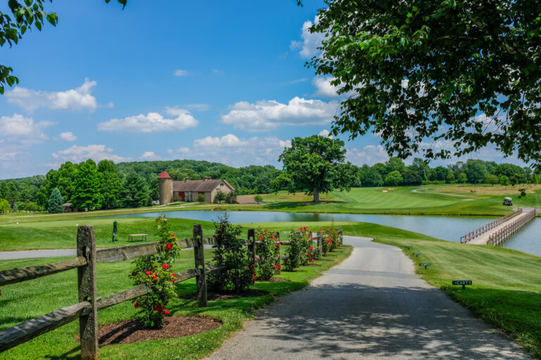 Wilmington Country Club will host Delaware's first PGA men's tournament in 2022. (Courtesy of WCC)