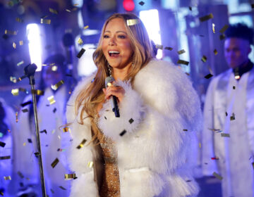 FILE - In this Dec. 31, 2017 file photo, Mariah Carey performs at the New Year's Eve celebration in Times Square in New York.(Photo by Brent N. Clarke/Invision/AP, File)