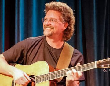 House Concert Series musician Tim Farrell