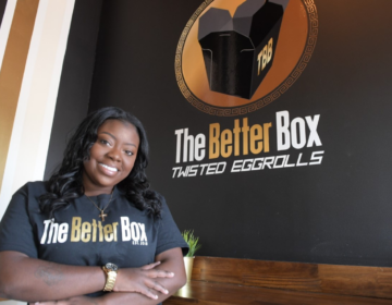 Philly restauranteur Tamekah Bost (Courtesy of Tamekah Bost)