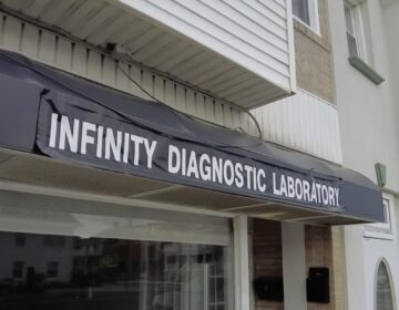 The FBI raided Infinity Diagnostic Laboratory in Ventnor. (NBC10)
