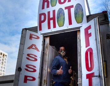 Barbara Jackson at Rosa Photo