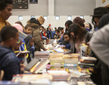 The 28th annual African American Children's Book Fair at the Community College of Philadelphia was held pre-pandemic on Feb. 8, 2020