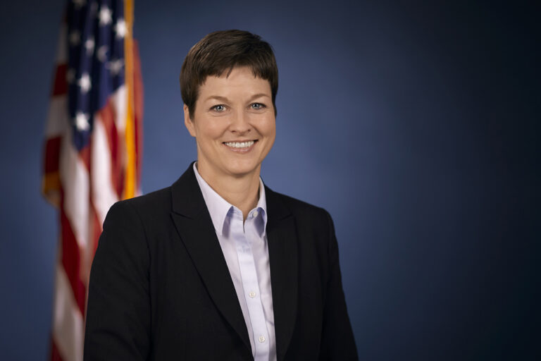 Department of Human Services Secretary Theresa Miller (Courtesy of DHS)