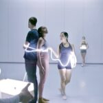 Members of BalletX perform in THAW by Francesca Harper. (Courtesy of BalletX)