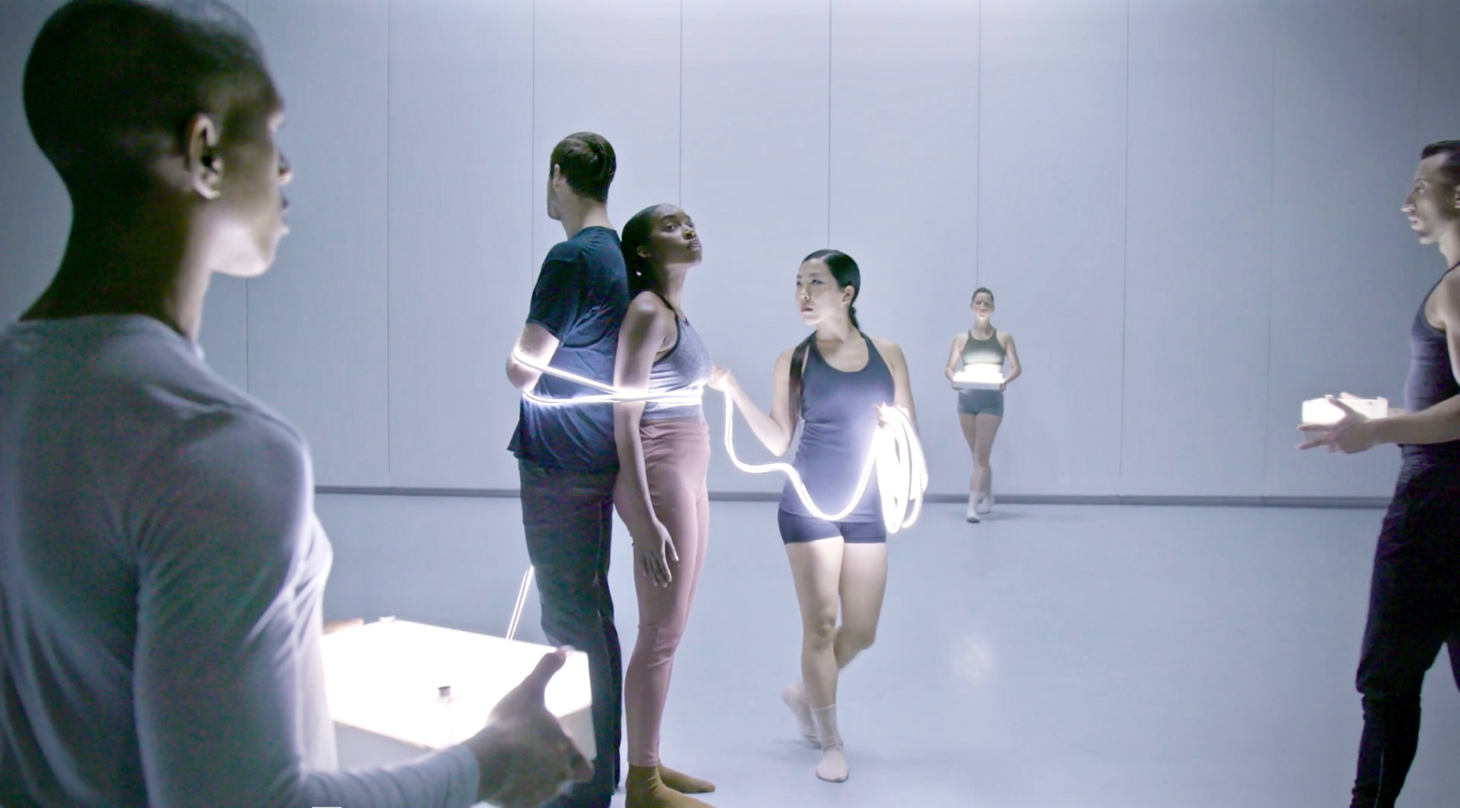 BalletX explores interracial romance and post-election anxiety in new dance film