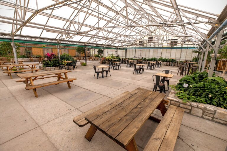 Parks Pop-up at Fairmount Horticulture Center (FCM Hospitality)