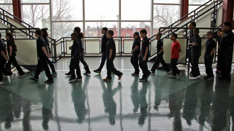 After five months of in-person instruction in more than 100 private schools in Philadelphia, health officials report nine outbreaks of COVID-19. (Emma Lee/WHYY)