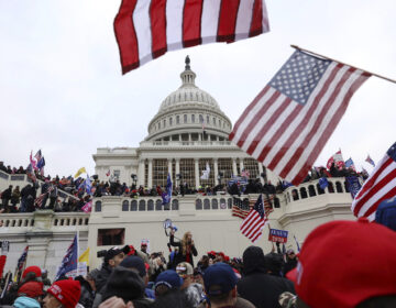 Pro-Trump insurrectionists storm the U.S. Capitol
