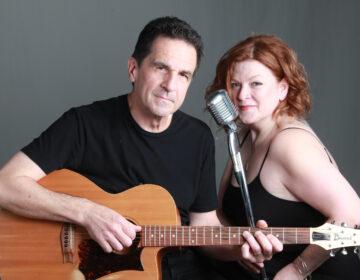 House Concert Series musicians Keli Vale and Nick Bucci