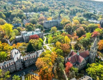 Lehigh University's campus in Bethlehem, Pa. (Lehigh U.)