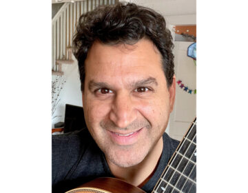 House Concert Series Raji Malik