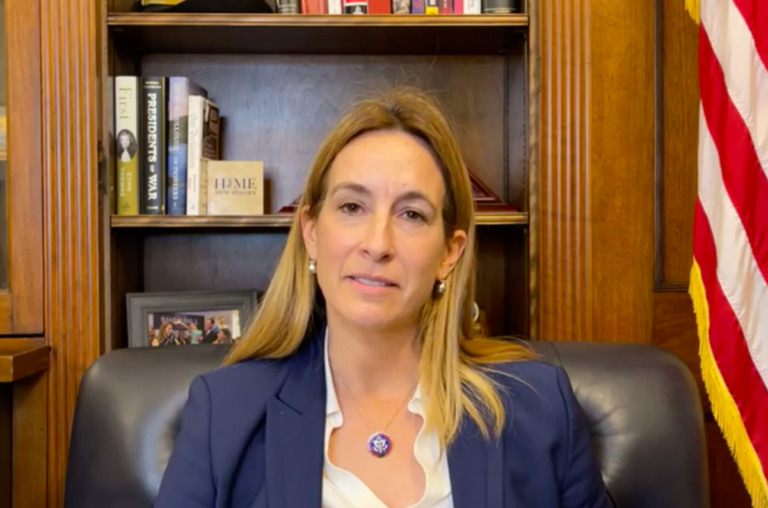 New Jersey Rep. Mikie Sherrill