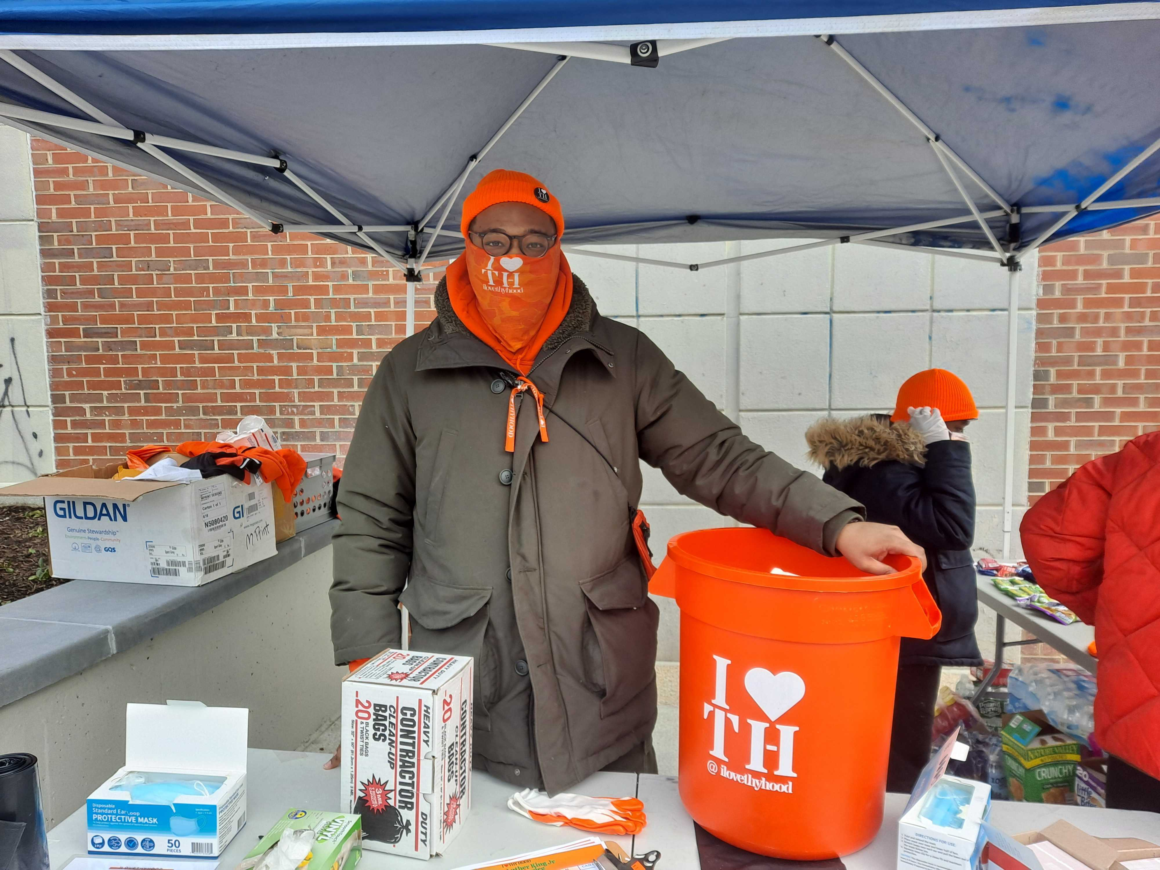 With pandemic and national unrest, MLK Day of Service takes on new meaning