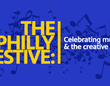 Promo for The Philly Festive: Celebrating music & the creative spirit