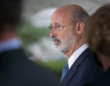 Pennsylvania Gov. Tom Wolf (Alejandro A. Alvarez/Philadelphia Inquirer)