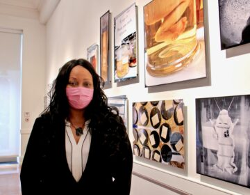 Forensic photographer Nikki Johnson spent years in the storage rooms at the Mütter Museum. The resulting work is displayed in 'Unseen,' an exhibit that will run through Sept. 30, 2021. (Emma Lee/WHYY)