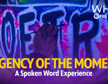 Urgency of the Moment: A Spoken Word Experience promotional image
