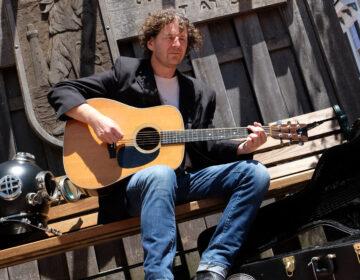 House Concert series musician John Byrne