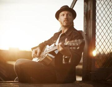 House Concert Series musician Jamie McLean