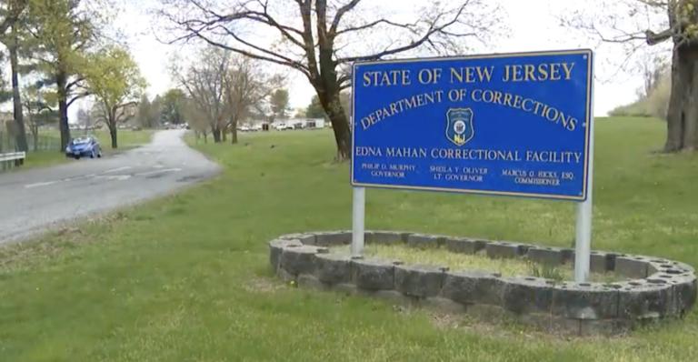 The Edna Mahan Correctional Facility for Women in Hunterdon County, New Jersey. (NJ Spotlight)