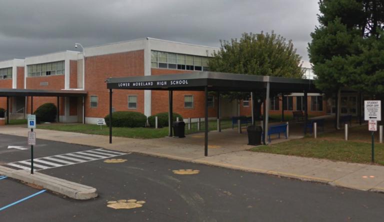 Lower Moreland High School (Google Maps)