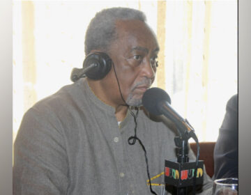 Cody Anderson served as the first general manager of WURD (Philadelphia Tribune file photo)
