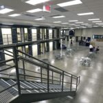 A housing unit in the west section of the State Correctional Institution at Phoenix