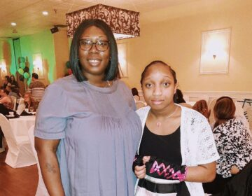Icylee Basketbill and her 15-year-old daughter Kyaira. (Courtesy of Icylee Basketbill)