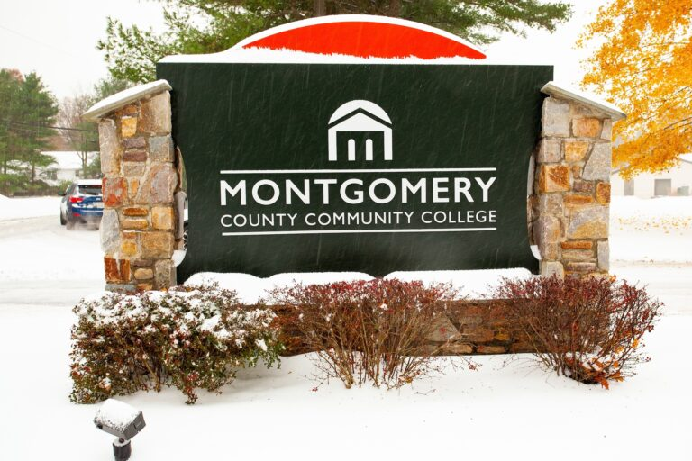 The $3 million gift is the largest in school history. (Courtesy of Montgomery County Community College)