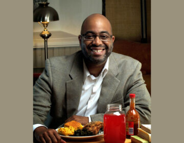 Adrian Miller, the author of 'Soul Food: The Surprising Story of an American Cuisine, One Plate at a Time.' (Courtesy of Adrian Hill)