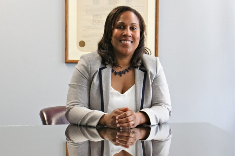 Keir Bradford-Grey is stepping down as the Chief Public Defender at the Defender Association of Philadelphia. (Emma Lee/WHYY)