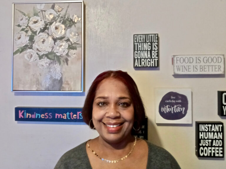 Janice Roundtree has had difficulties with Pennsylvania's Pandemic Unemployment Assistance. (Photo by Liani Roundtree-Crawley)