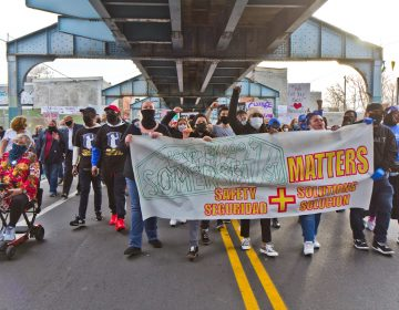 Kensington residents protest Somerset Station's closure