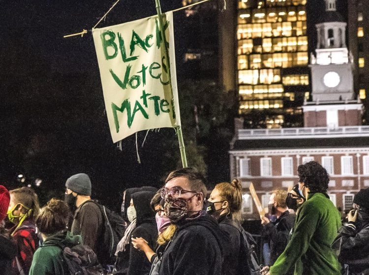 Shades of Black: Inside the Black Vote