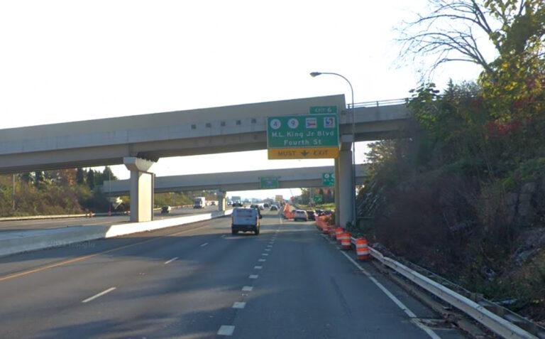 I-95 in Wilmington.