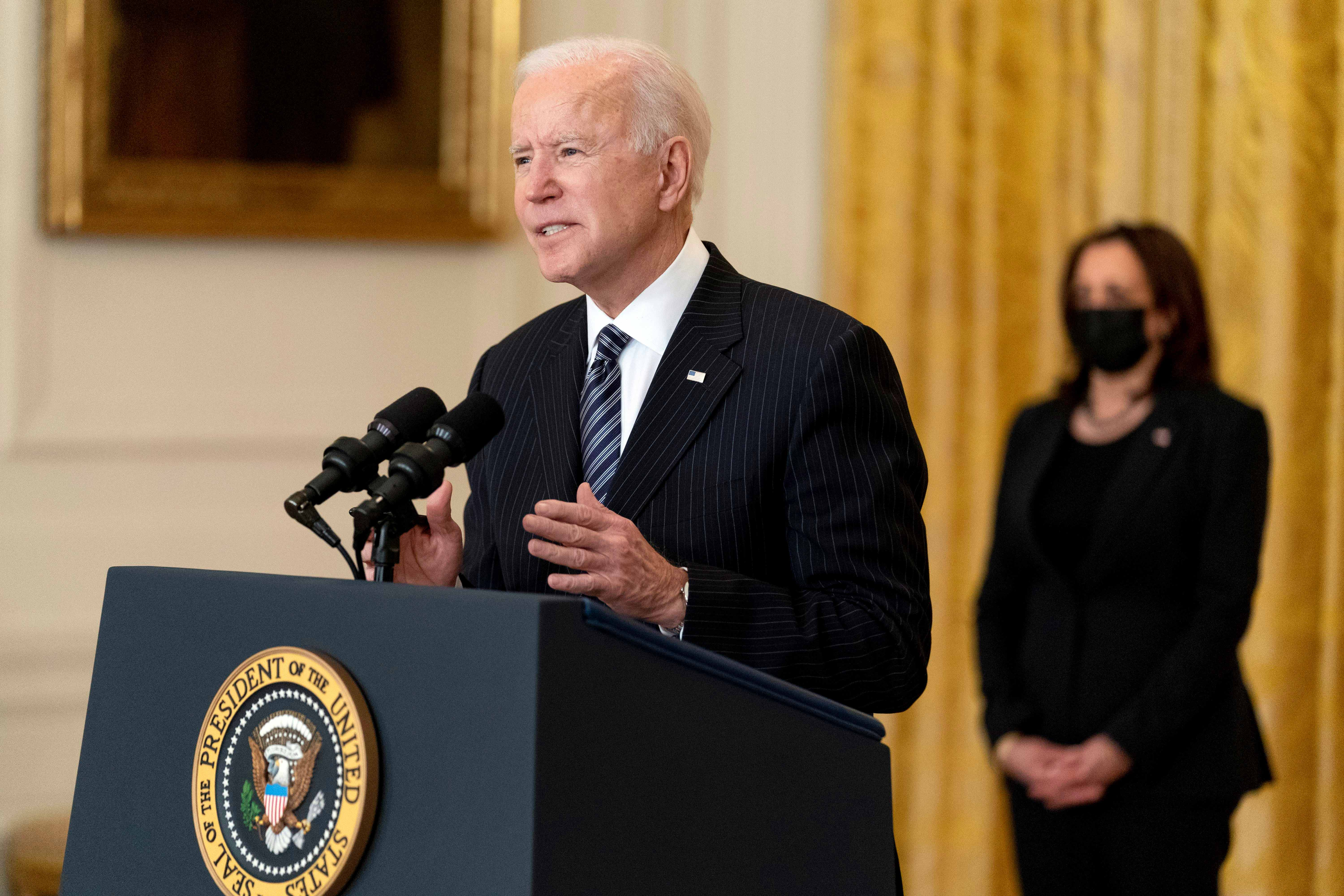 whyy.org: Biden, Harris offering solace to grieving Asian Americans