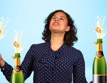 Kae Lani Palmisano in Delishtory: Champagne Foods