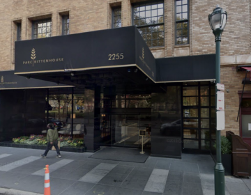 Parc Rittenhouse apartment building
