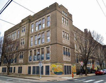 Andrew Jackson Public School at 1213 S. 12th St.
